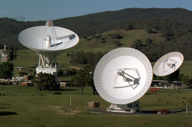 Canberra Deep Space Tracking Complex