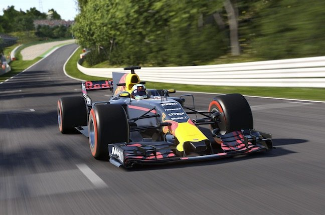 Gfinity to produce first ever Formula 1 Esports Series, starting in September