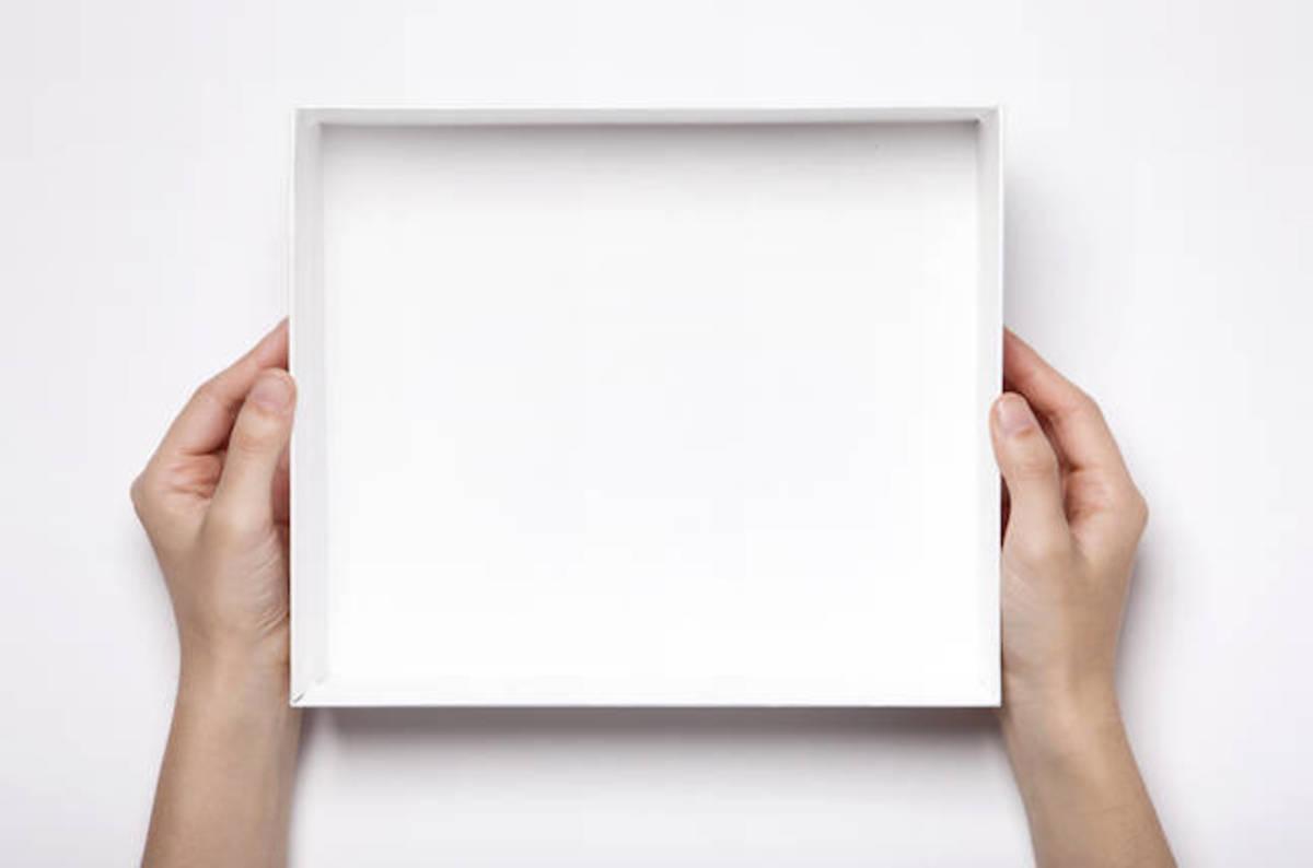 how to make a white box