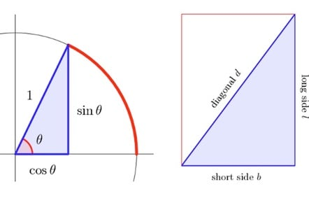 greek vs. babylonian triangles