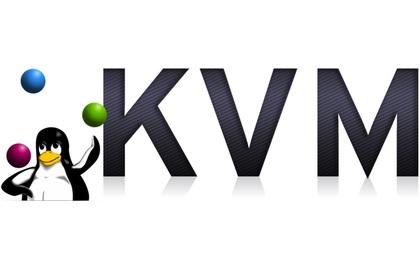 Kernel-based Virtual Machine logo