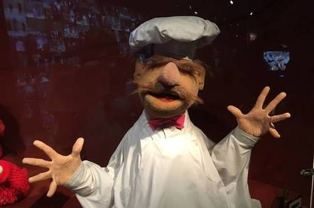 Swedish Chef muppet