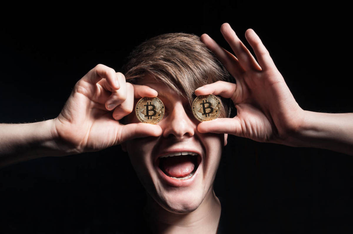 And lo! Crypto-coins came unto the holy land. And the wise decreed they must all be taxed