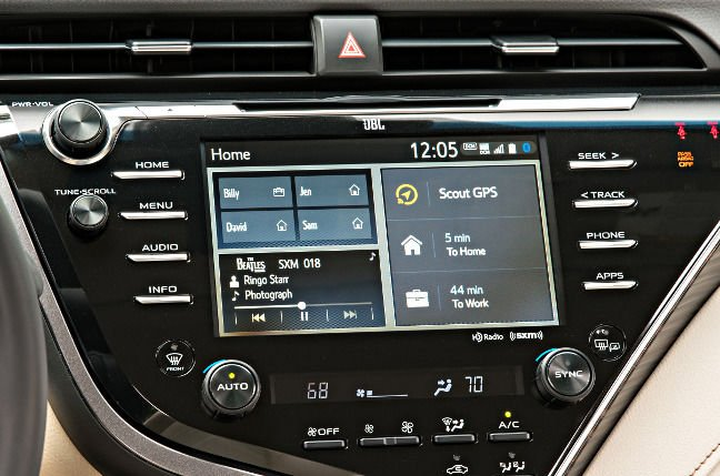 Mazda and Toyota join forces on Linux-based connected car