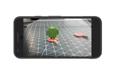 Google ARCore brings augmented reality to relatively small