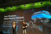 Acer hypes Windows 10 Mixed Reality at IFA in Berlin