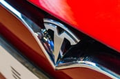 Tesla photo via Shutterstock