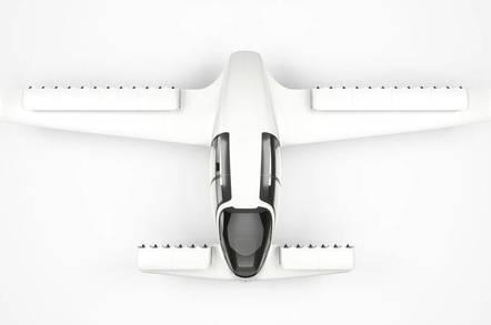 Air taxi upstart Lilium's proposed design