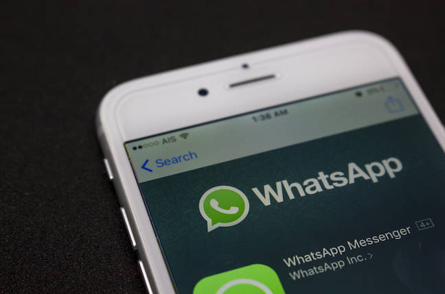 Whatsapp blamed own users for failure to keep phone number repo off Google searches