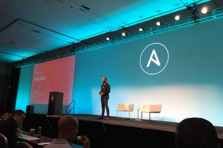 Red Hat AnsibleFest 2017