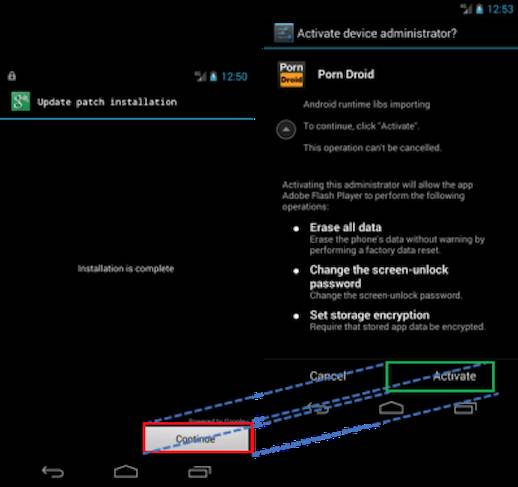 Android 'Toast' overlay vulnerability affects all versions prior to 8.0