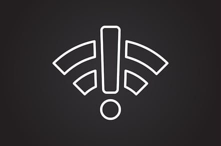 WiFi outage