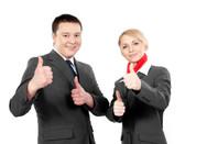 airline crew -