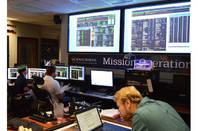 New Horizons mission control
