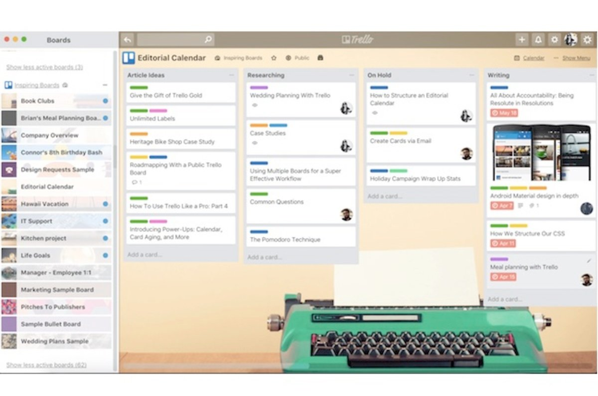 Trello Windows