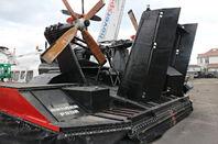 Hovercraft propellers. Pic: Reg reader