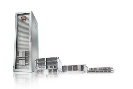 Oracle m8 servers