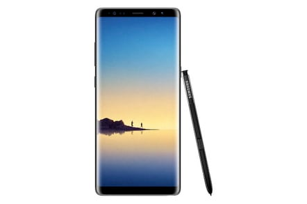 Samsung's Galaxy Note 8 is hot, but not much more than the