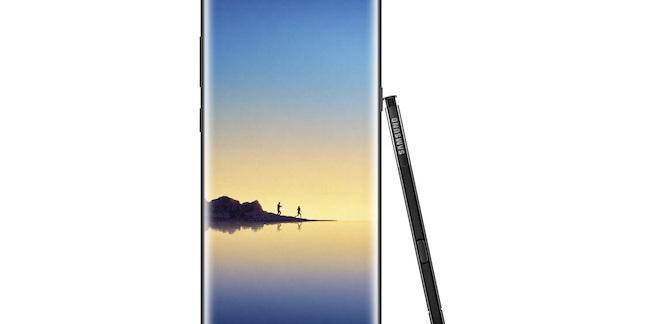 Samsung Galaxy Note S8