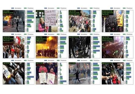 protest imagery
