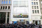 Microsoft's New York store