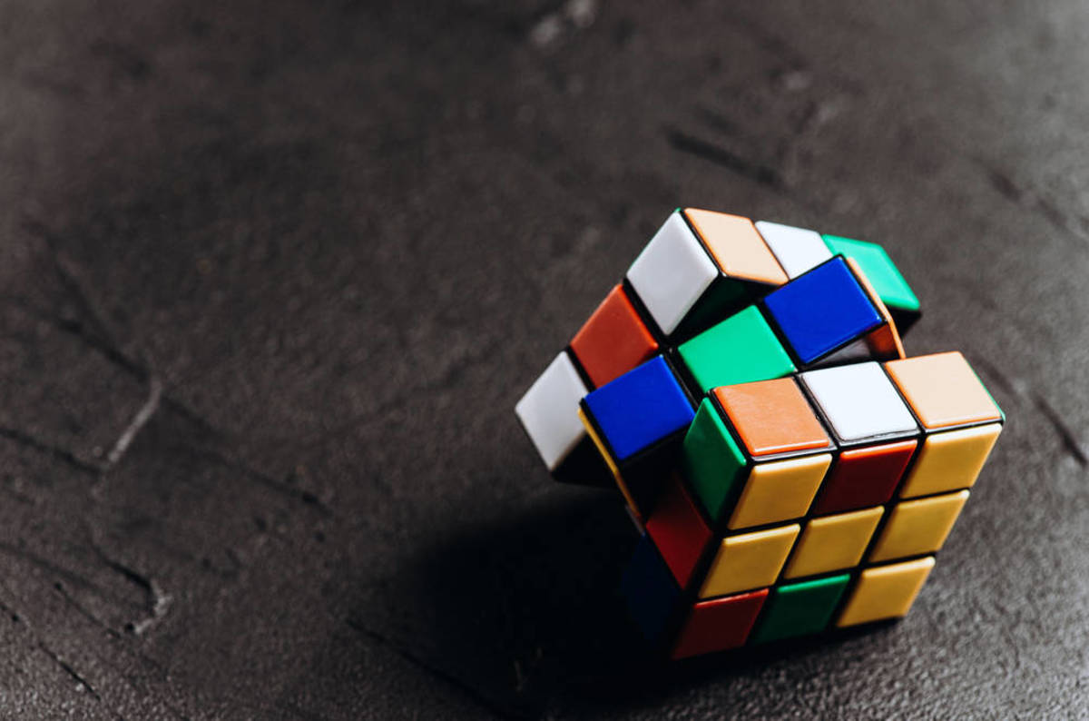 Кубик рубика красивые картинки