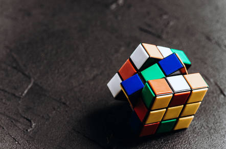 Wanna get started with practical AI? Check out this chap's Rubik's
