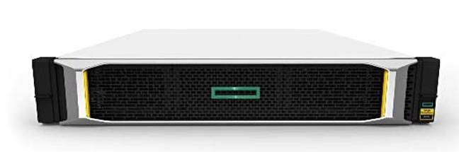 Hpe Showers Trios Of Storage Boxes And Servers On Smes