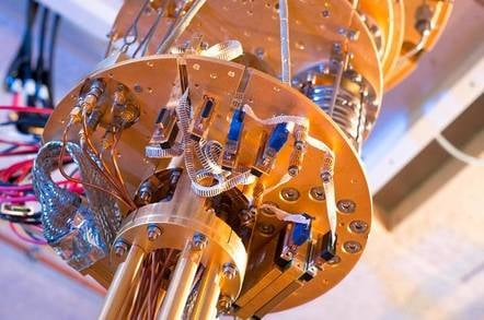 Microsoft is researching cryogenic quantum computing to solve the world's problems