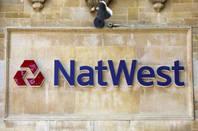 Natwest symbol wall