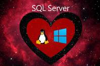 SQL Server 2017 runs on Windows and Linux