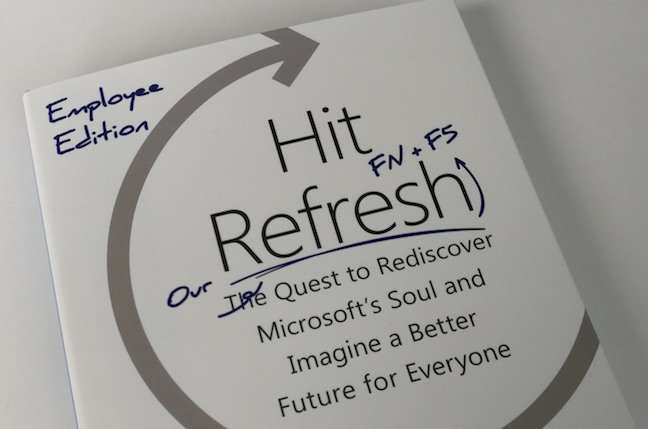 Microsoft Gives All Staff A Marked Up Employee Edition