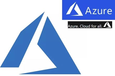New microsoft azure logo