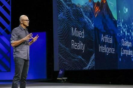 Satya Nadella's three bets: AI, Mixed Reality, and Quantum Computing
