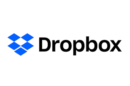 New dropbox logo