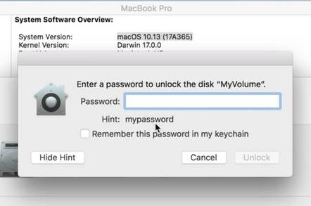 Dumb bug of the week  Apple s macOS reveals your encrypted drive s ... 46eff8936e
