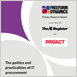 The politics and practicalities of IT procurement