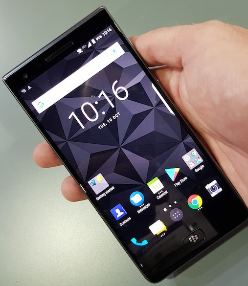Blackberry S New Motion Will Move You Neither To Tears Of