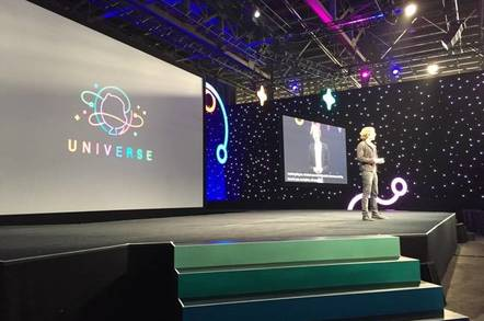 Chris Wanstrath at GitHub Universe