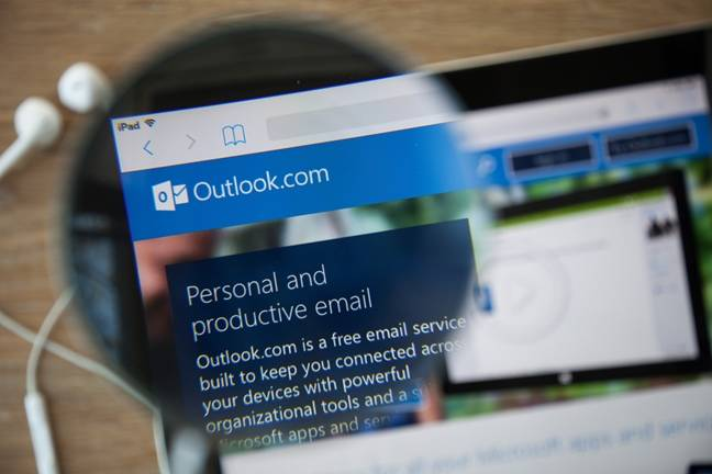 Dumb bug of the week: Outlook staples your encrypted emails to, er