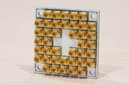 Intel's 17-qubit quantum chip