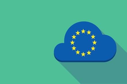 European Union cloud