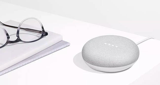 The Google Home Mini: Great, right up until you want to smash it in