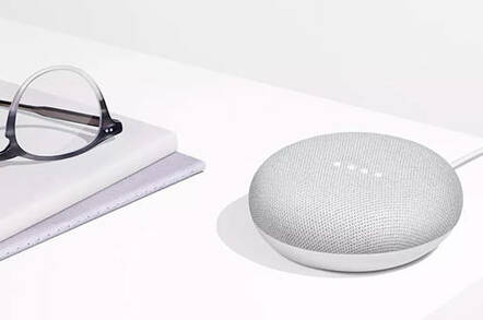 The Google Home Mini: Great, right up until you want to