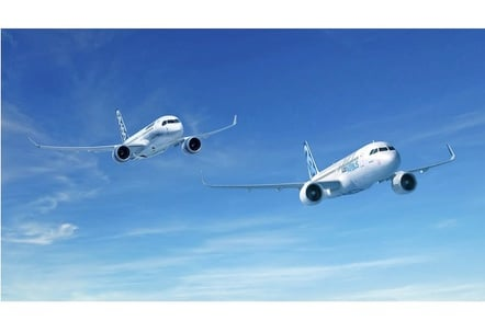 Bombardier C-series and Airbus A320