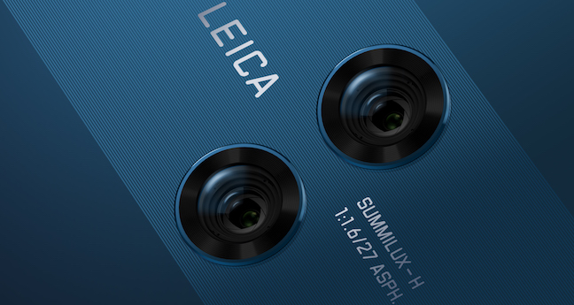 Mate 10 Camera Closeup