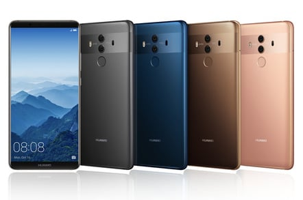Mate 10 Pro - the new Huawei phone preview