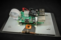 Raspberry Pi active cooling