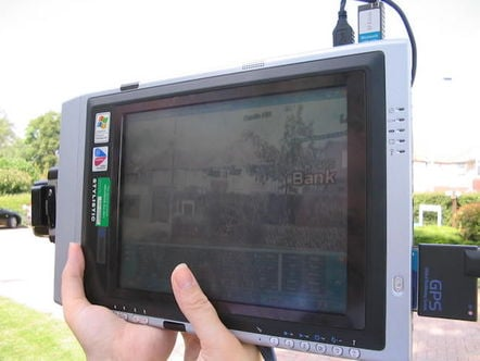 2006 version of AR tools developed by the OS