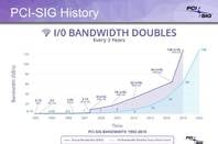 PCISIG slide on bandwidth